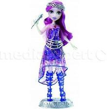 Mattel MATTEL Lalka MATTEL Monster High Spiewajaca Straszygwiazda