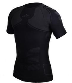 Fjord Nansen Koszulka termoaktywna ARE Black/Graphite (6946) FN