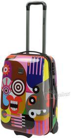 Saxoline Fauvism mała walizka kabinowa B06CC-49-09