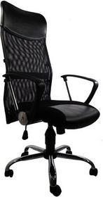 Unique fotel biurowy VIP czarny