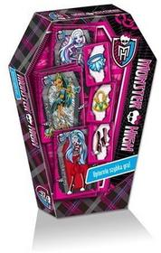 Egmont Monster High - Upiornie Szybka Gra