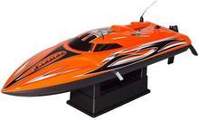 Joysway Łódź wyścigowa Offshore Warrior Lite V3 RTR pomarańczowa