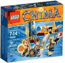 LEGO Chima Plemię Lwów 70229