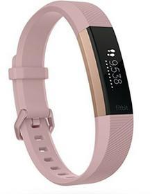Fitbit Alta nagrywania i fitness HR bransoletka o częstości uderzeń serca, różowy, L 164149