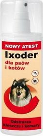 Dr Seidla Ixoder Spray odstraszający kleszcze i komary dla psa i kota 100ml