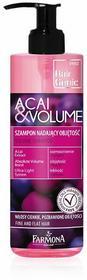 HAIR GENIC Szampon nadający objętość Acai & Volume 400ml