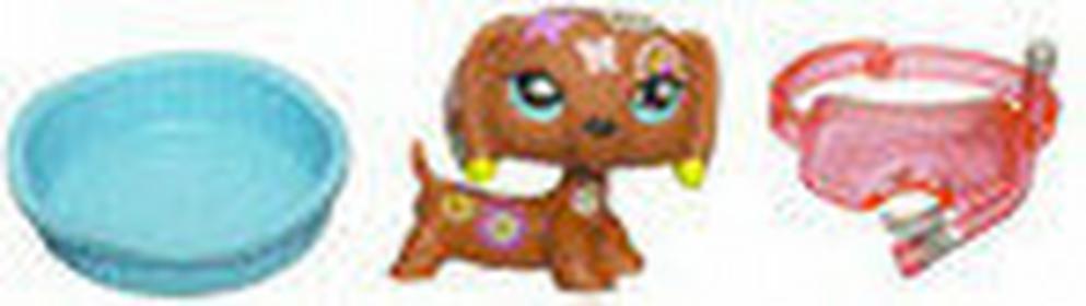 HasbroLittlest Pet Shop - Zwierzak z pocztówką Jamnik 90814