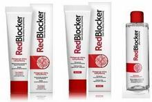 Aflofarm REDBLOCKER zestaw zestaw kosmetyków do twarzy + krem na noc + płyn micelarny 7060017