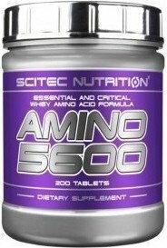 Scitec Amino 5600 / 200 tabl.