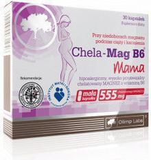 Olimp Chela Mag B6 Mama 30 szt.