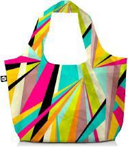 BG Berlin Eco torba na zakupy 3w1 BG Eco Bags - Spikes BG001/01/111