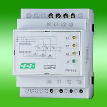 F&F Filipowski s. j. Automatyczny Przełącznik faz PF-441