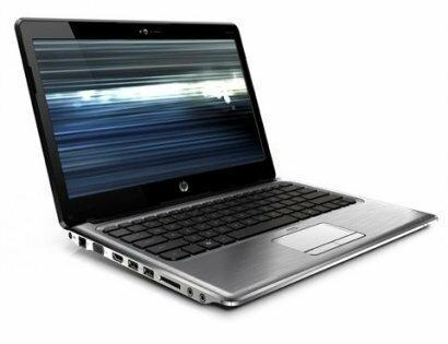 """HP Pavilion dm3-1105ew VX865EA 13,3"""", Turion II 1,6GHz, 4GB RAM, 320GB HDD (VX865EA)"""