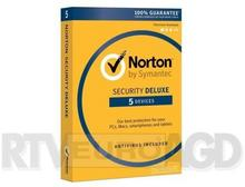 Symantec Norton Security 3.0 Deluxe PL (5 stan. / 1 rok)
