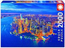 Educa Borras Puzzle Nowy York, Manhattan widok z lotu ptaka 2000