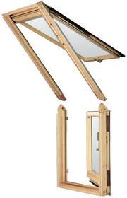 Velux Okno balkonowe GEL-V21 VEA 3065 M35 78x109 GELV21VEAM35