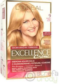 Loreal Excellence Creme Krem koloryzujący 9 bardzo jasny blond