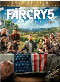 Far Cry 5 Złota Edycja PS4