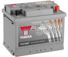 YUASA YBX5027 620A 12V P+