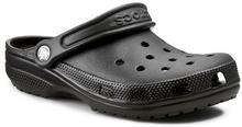 Crocs klapki - Classic 10001 czarny tworzywo/-Croslite