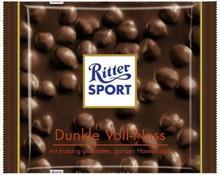 Ritter Sport Dunkle Voll Nuss 100g