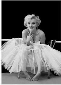 Marilyn Monroe (Balerina) - Obraz, reprodukcja