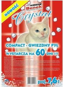 Benek Crystal Silikonowy Gwiezdny Pył 7,6L