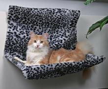 Trixie Kocyki i legowiska Legowisko dla kota na grzejnik nr kat. 43148
