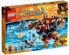 LEGO Legends of ChimaBladvics Rumble Bear 70225