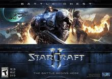 StarCraft 2 Battle Chest (Wings of Liberty + Heart of the Swarm + Legacy of the Void) EU