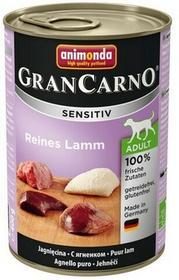 Animonda Gran Carno Sensitiv Jagnięcina 400G