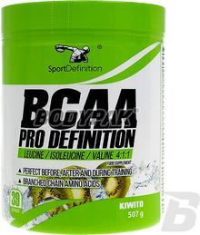 SportDefinition BCAA PRO DEFINITION 507g