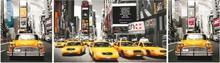 New York (taxis) - plakat