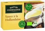 NATUR COMPAGNIE SOS JASNY A LA HOLENDERSKI BIO 46 g - NATUR COMPAGNIE