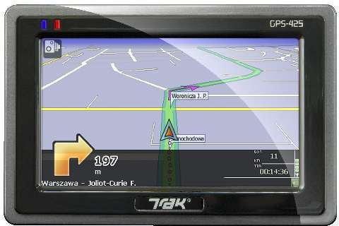 Trak GPS-425