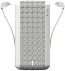 iWalk PowerBank Scorpion 8000mAh biały UBT8000WHITE