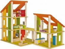 Plan Toys PlanDollhouse Chalet Domek dla lalek 7602