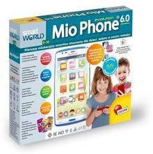 Lisciani Giochi Smartfon MIO Phone HD Niebieski 304-P54756