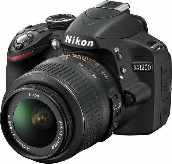 Nikon D3200 inne zestawy
