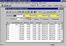 CODER Winkalk- wersja bazowa (podstawowe obliczeia geodezyjne)