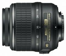Nikon AF-S 18-55mm f/3.5-5.6 G DX VR ED