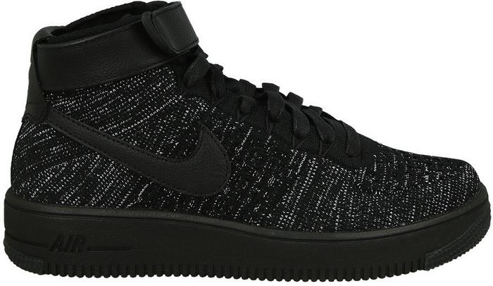 nike air force 1 ultra flyknit czarne
