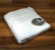 Ręcznik Cawö Noblesse 50x100 cm, biały - Biały 1001-600