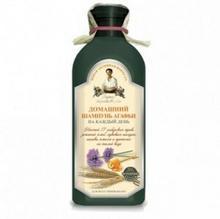 Pierwoje Reszenie Szampon ziołowy- miękki (Apteczka Babci Agafii) 350 ml