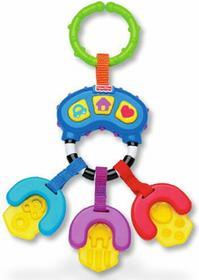 Fisher Price Muzyczne kluczyki - gryzaczki