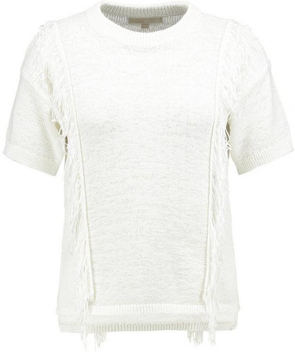 9fb1fc59cdebf Michael Kors MICHAEL Tshirt z nadrukiem white MS66MTX3C6 kobiety - Ceny i  opinie na Skapiec.pl