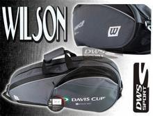Wilson Torba TENISOWA DAVIS CUP - NA 3 RAKIETY -