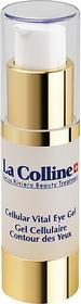 La Prairie Cellular Basic Skincare, Revitalizing Eye Gel - rewitalizujący żel pod oczy 15ml