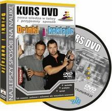 Koga Drinki i koktajle - jak mieszać, podawać i miksować, aby wszystkich oczarować (kurs na DVD)