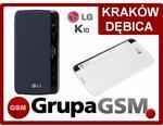 LG ETUI COVER QUICK K10 CFV-150 kolor GRANATOWY